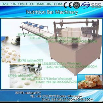 Nutrition Bar machinery