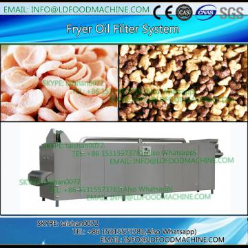 professional desity stainless steel automatic frying machinery