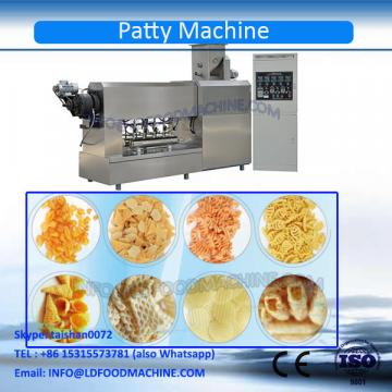 Stainless Steel Potato Flour 3D Pellet Snacks make machinery
