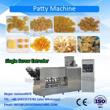 New Desity Stainless Steel Patty/Chicken Nuggets/ Fillet Process Line
