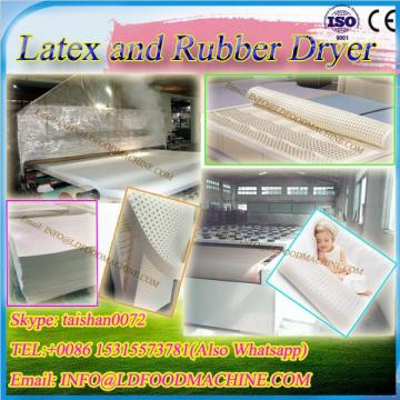 FIR microwave Latex Foam Blocks/Sheets Dryer/Curer