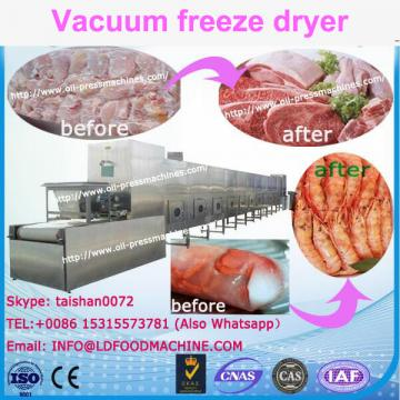 New Condition Freeze Dried Emergency Food Emergency Vegetables , LD Freeze Dryer