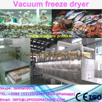 new condition 0.1 sqm meters LD freeze dried bluberries banana apples machinery