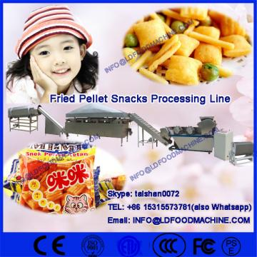 Fried Macaroni Pasta Snacks machinery