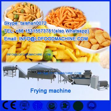 pellet chips batch fryer machinery