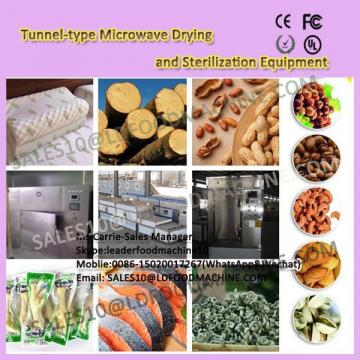 Tunnel-type Bentonite Microwave Drying and Sterilization Equipment