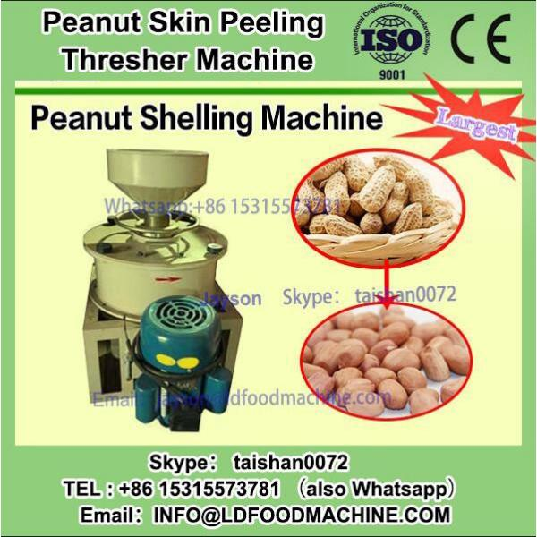 Groundnut peanut kernel half cutting separating machinery