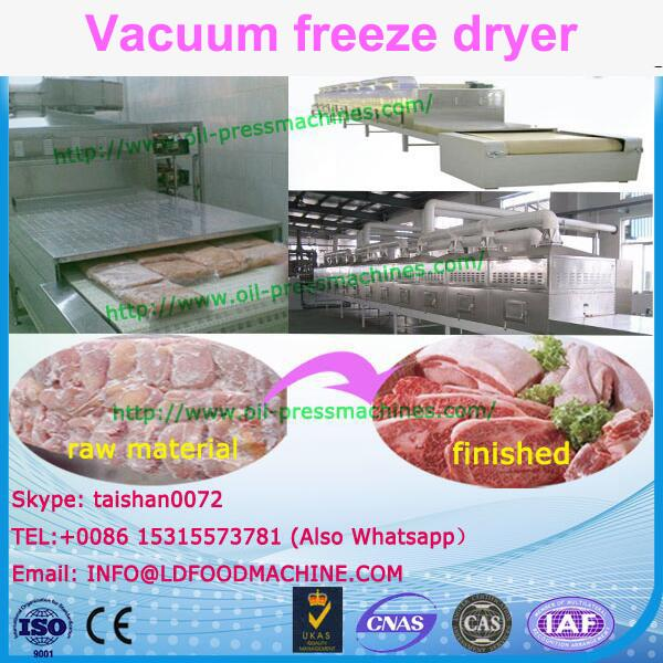 2017Best selling lyophilization and freeze drying fruit freeze dryer
