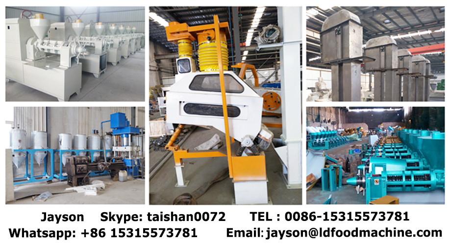 Stable performance high strength cottonseed and sunflower oil waste oil refining plant