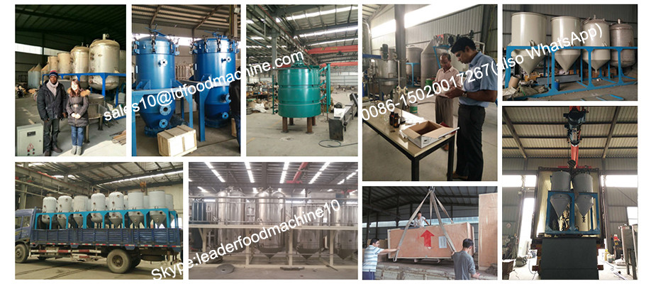 Outdoor best seller used oil refinery equipment
