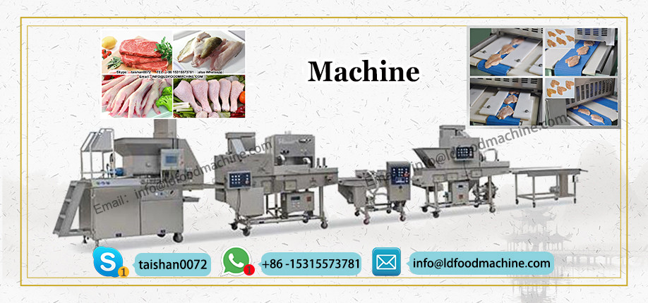 Meat grinder machinery