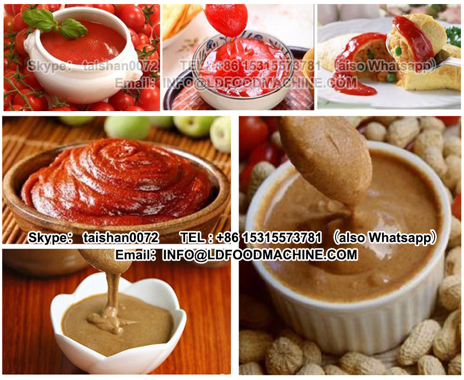 multifunction industrial peanut butter grinding machinery