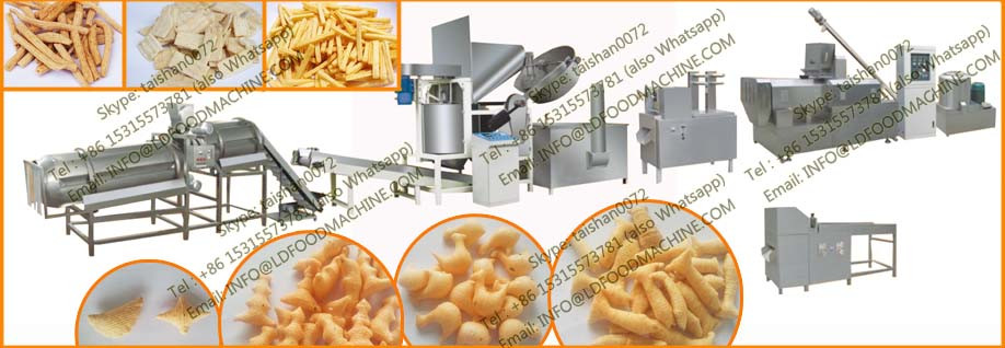 Doritos tortilla corn chips processing line/make machinery