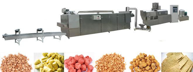 Soya Protein Process Line