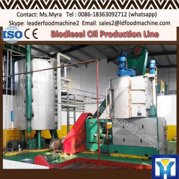 European standard process of coconut oil production