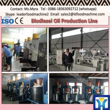 Stainless steel castor oil extraction