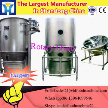 Industrial coffee bean/grain/corn microwave tray dryer machine
