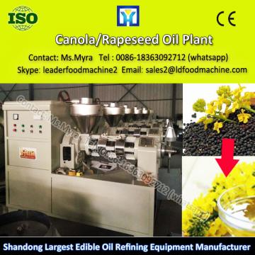 Corn Germ Oil Refining Machinery