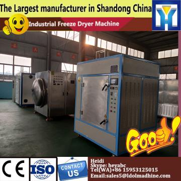 Large-scale Vacuum Freeze Dryer for fruit / lyophilizer price