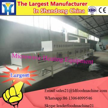 industrial microwave sardine drying machine
