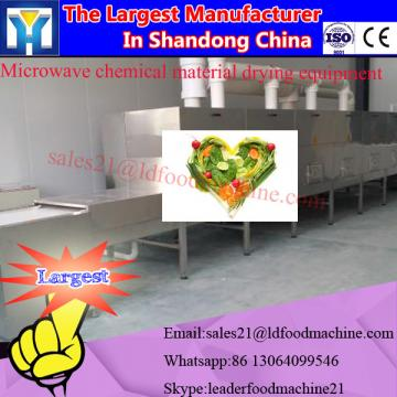 Industrial microwave cabinet fruits dryer/ microwave fruits drying machine/ microwave frutis tray dryer