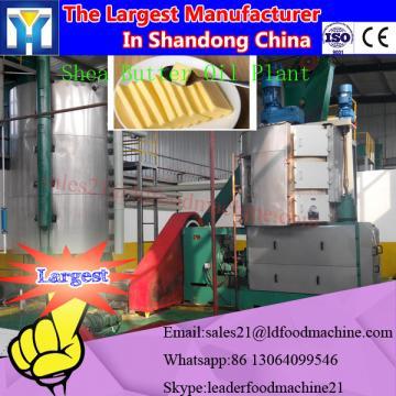LD'e advanced soybean oil production line