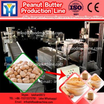 Peanut butter processing line