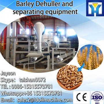 Multifunctional best efficiency corn/oat/wheat husking machine