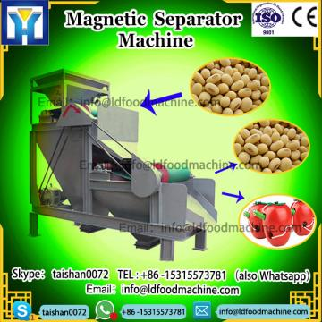 high intensity dry makeetic separator 3pc disc belt LLDe makeetic separation machinery