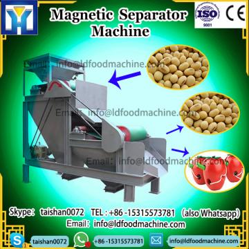 TaNb/Fe/tin/Tungsten separation equipment 3pcs disc high intensity dry makeetic separator