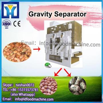 Wheat Maize Sesame Beans gravity Separator /gravity Table for sale