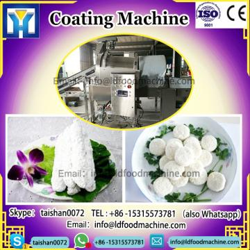 Fish Nuggets Drum Flouring machinery Preduster