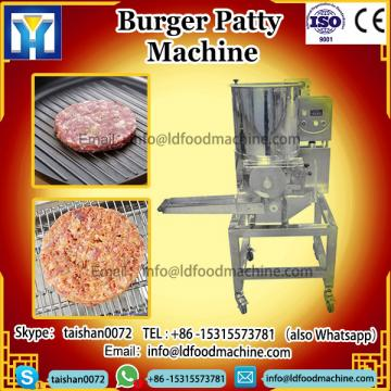 Hamburger Patty make machinery