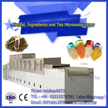 Talin continuous microwave drying machine for condiment SS304