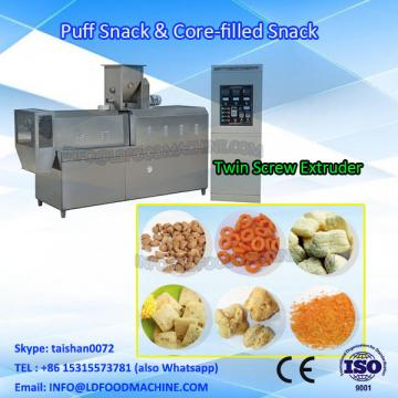 Core filled snack machinery / core filling roll processing line by chinese earliest,LD supplier since 1988