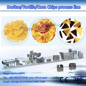 Automatic Corn Tortilla Chips Doritos machinery