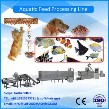 Aquatic fish feed production line / fish feed make machinery /fish feed extrusion