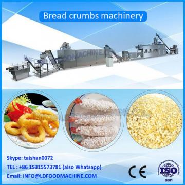 Automatic Industrial Production Bread Crumbs For Frying Processing  make Production Plant