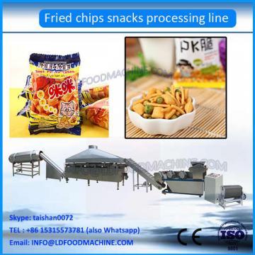 compound fried flour snacks machinery