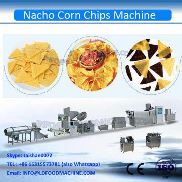 full automatic tortilla nachos fried corn Chips plant