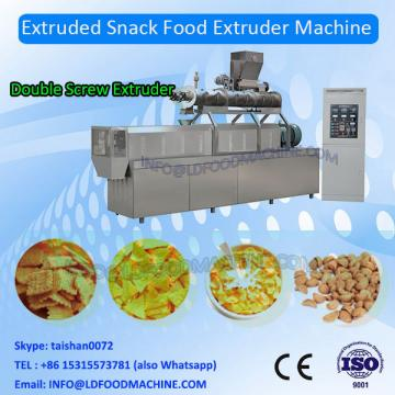 corn tortilla chips make extruder machinery