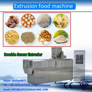 Puffed bread chips make machinery