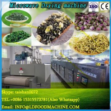 High Quality Most Popular Industrial Continuous Microwave Drying Machine