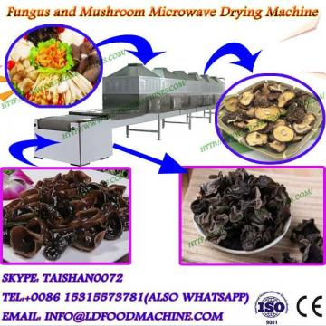 New technology flour food tunnel microwave vacuum dryer machine
