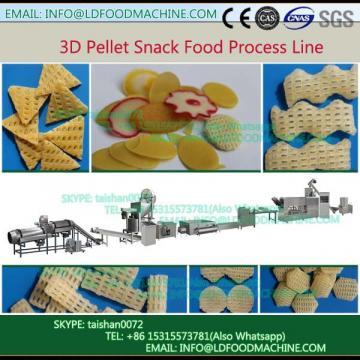 New desity quality crisp corn flakes machinerys