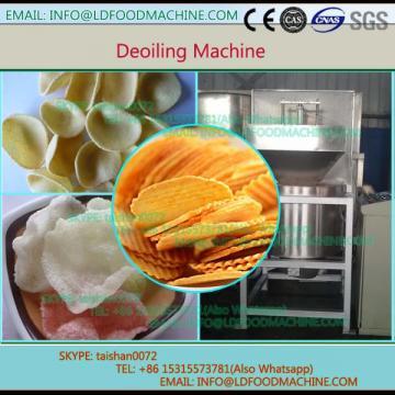 potato chips deoiling machinery