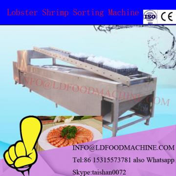 crawfish grader machinery fresh shrimps processing machinery
