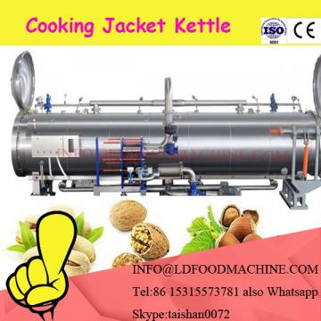 Automatic high L Capacity industrial gas heated chili sauce Cook mixer by factory in low price