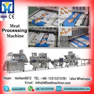 High efficiency fish flesh separating machinery for fish bone removal