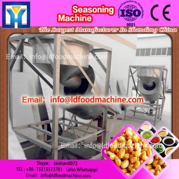 professional stainless steel potato flavoring machinery